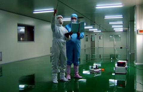 净化板材&检测仪器