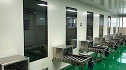 易纯公司制作食用菌万级净化无菌接种洁净室完美验收