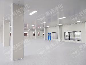第三类医疗器械车间装修工程案例分享