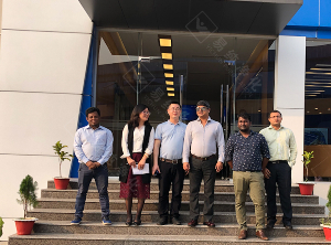 孟加拉Plexi 电子公司2500平方净化车间