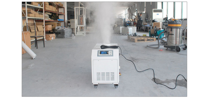 超声波加湿机应用